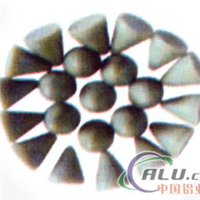 供應三角塑磨石