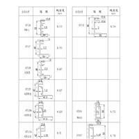 江苏江阴高档铝合金型材