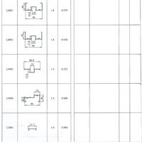 供应建筑型材及工业型材