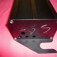 供应铝挤出电源外壳型材开模