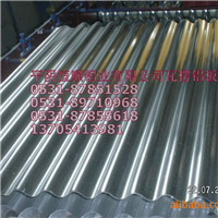 瓦楞铝板生产,压型瓦楞铝板生产