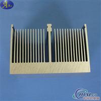 供應鋁擠壓散熱器型材