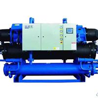 供应铝业双螺杆式冷水机
