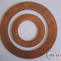 生产软质退火紫铜垫铝垫