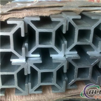 工业铝型材铝管铝棒角铝槽铝滑道