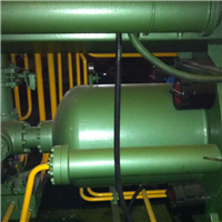 二手660T铝材挤压机 宝岛挤压机