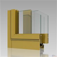 浙江铝合金门窗型材 盛奎铝型材
