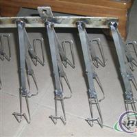 订制铝阳极氧化化工专用钛挂具