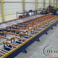 供应铝型材辅助生产线生产线