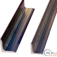 供应角铝型材,CNC冲床加工表面氧化