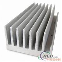 供应电子铝合金散热器