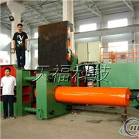Y81-400废铝打包机