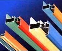 供应尼龙66隔热断桥铝合金型材