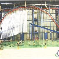 供應鋁型材涂裝線