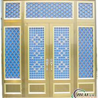 铝材气密窗节能平开窗推拉窗铝门窗