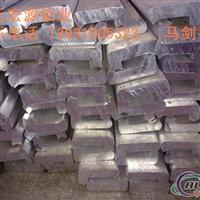任丘宏源铝业供应工业异型材各挤压型材