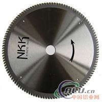 供應切鋁型材專用鋸片