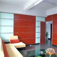 供应东莞隔墙铝型材带铝蜂窝纸蜂窝门