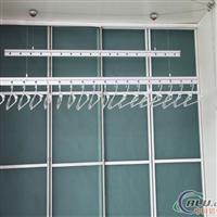 铝合金晾衣架 铝管 工业型材