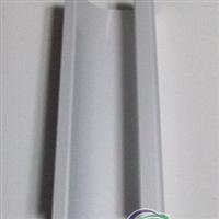 供应晶钢门铝材C型拉手005