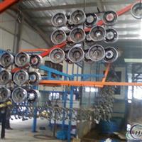 供应电泳涂装生产线(铝件)