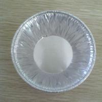 供應蛋撻鋁盒,一次性脫模,歡迎選購