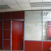 大量供应玻璃高隔断,办公隔断铝型材
