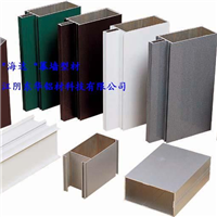 生产销售门窗、幕墙及工业铝型材