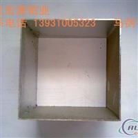 幕墙断桥工业铝型材铝合金散热器铝管