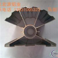 铝管铝合金散热器工业异型材隔断桥幕墙