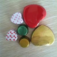 供应巧克力铝箔印刷,多种色彩印刷