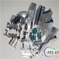 粉末喷涂工业铝型材 隔热工业材
