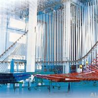大型铝型材喷涂生产线
