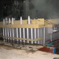 同水平熱頂鑄造設備