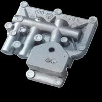 D30机油冷却器盖