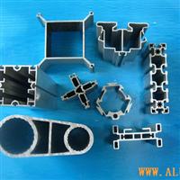 供应铝合金+铝型材+铝门窗幕墙材料+工业铝型材+散热器+太阳能型材+铝挤压制品