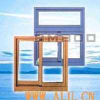 供应彩铝门窗,铝幕墙,隔热断桥及特殊工业用铝型材