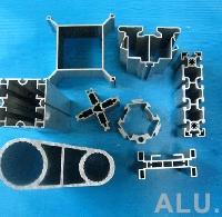 供应铝合金型材+门窗幕墙型材+工业型材+桥架型材+气缸型材+太阳能系列型材+展览展示架型材