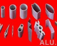 工业铝型材、机械零部件铝型材、装饰铝型材、家具铝型材、散热器铝型材