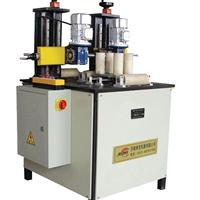 隔热断桥型材生产线设备机器机械铝塑复合型材生产设备开齿机穿条机复合滚压机检测机