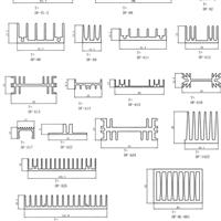 散热器系列型材