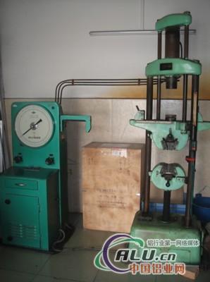 各种铝行业加工设备