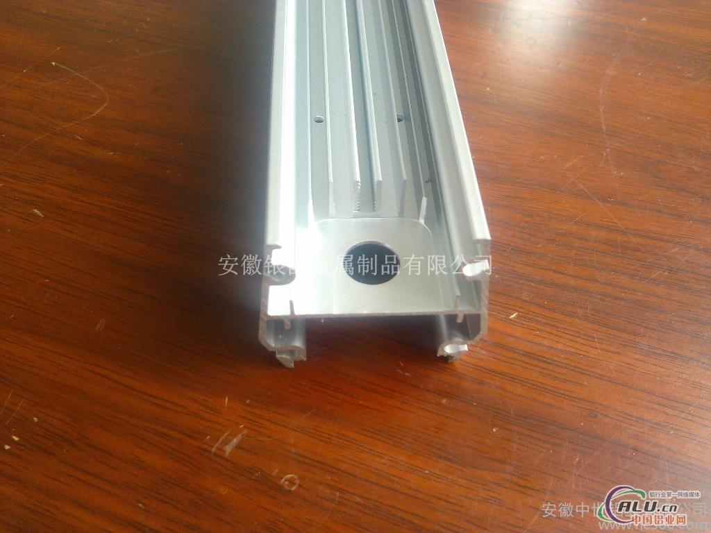 供应LED灯散热铝材,铝型材精加工