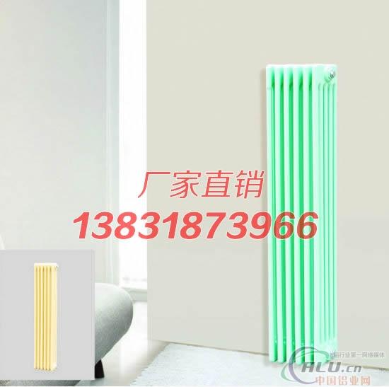 钢柱型散热器qfgz406暖气片规格