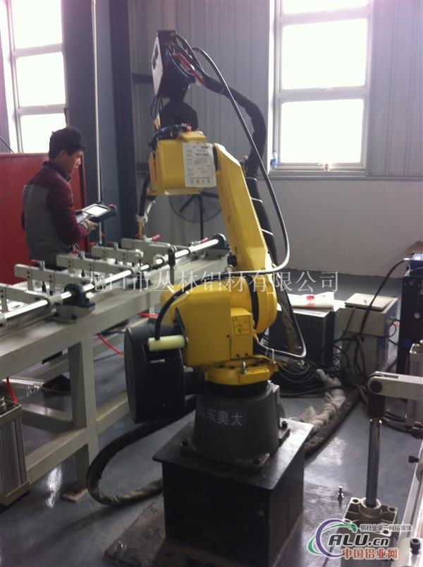 承接6061建筑铝模板焊接加工