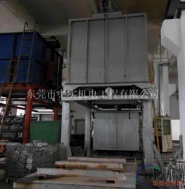 供应铝合金T4 T6固溶时效炉较新价格