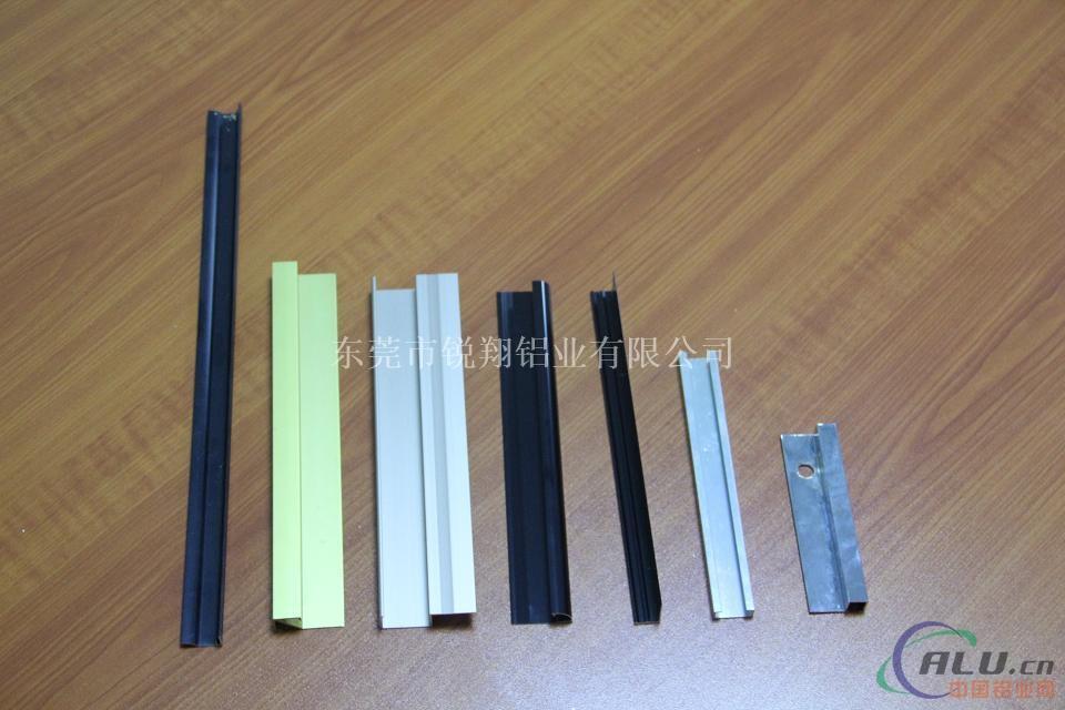 各类铝型材