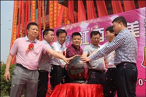 伟昌铝材上海铝工业展采访