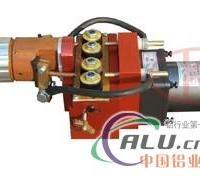 冷凝器铝带喷涂锌设备