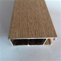 平开门包覆铝材―包覆实木皮